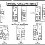 Harding Place Floor Plan