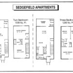 Sedgefield Floor Plan