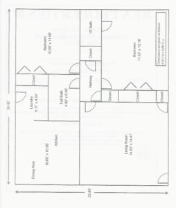 Northridge Floor Plan